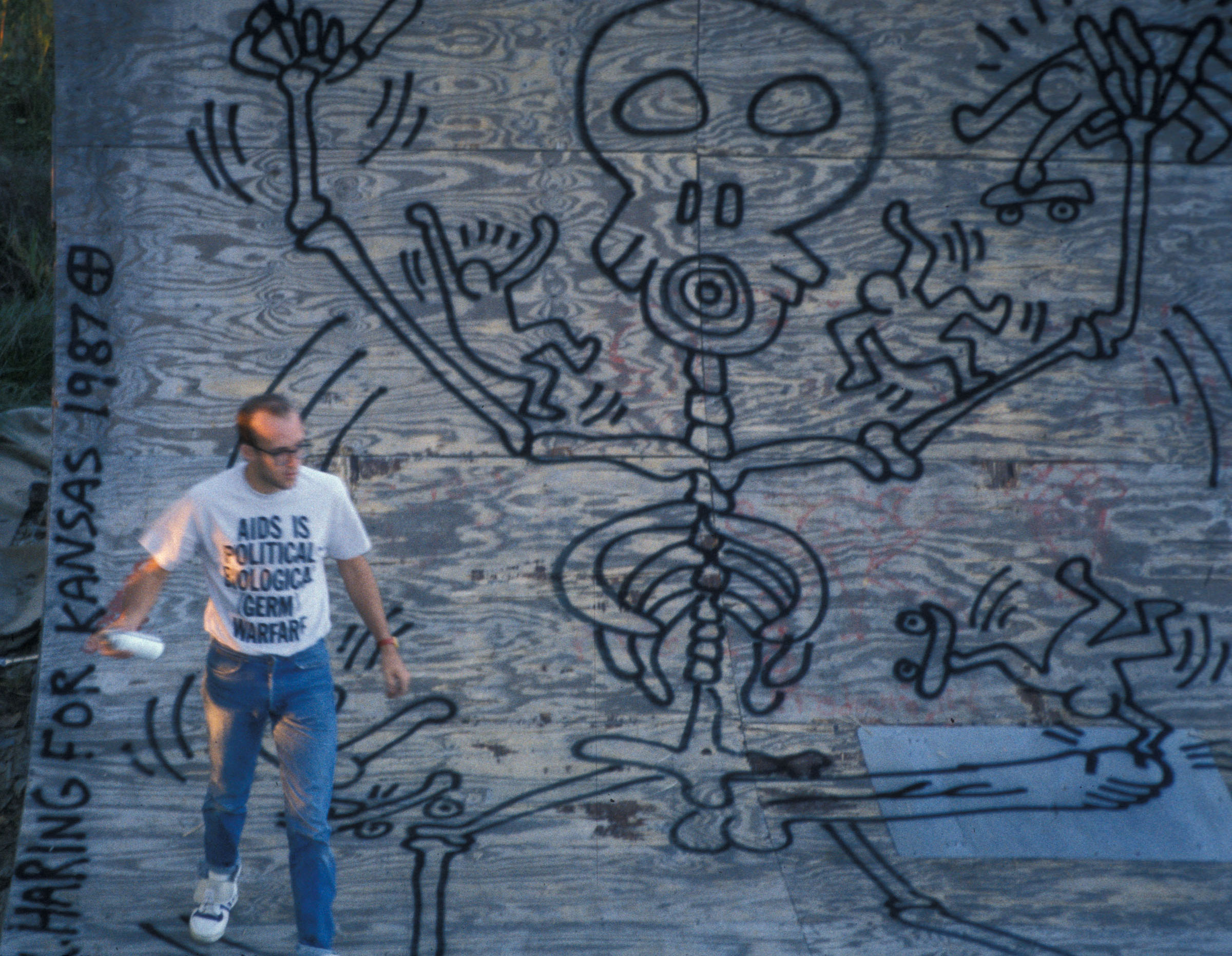 Keith Haring in Kansas